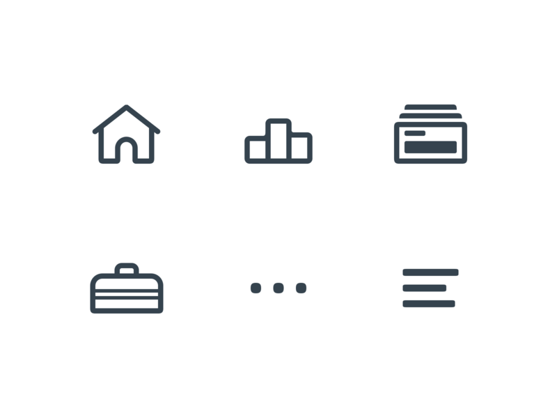 App Icons icon set vector iconography icons icons pack icon