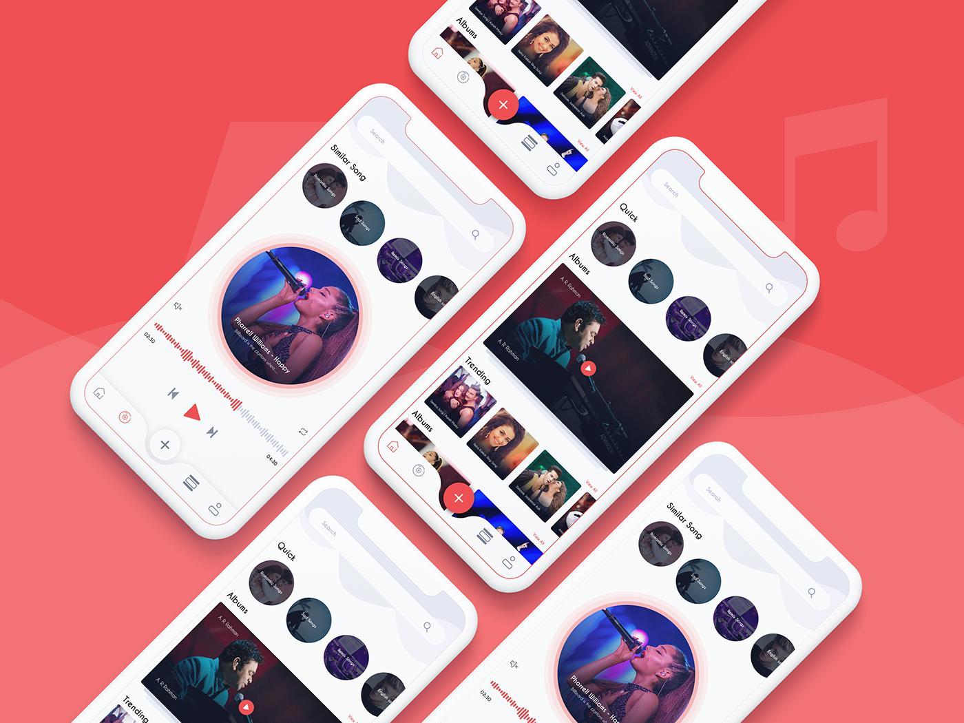 Music_UI Design