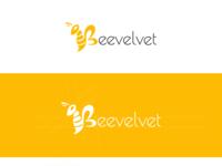 Beevelvet Logo Design