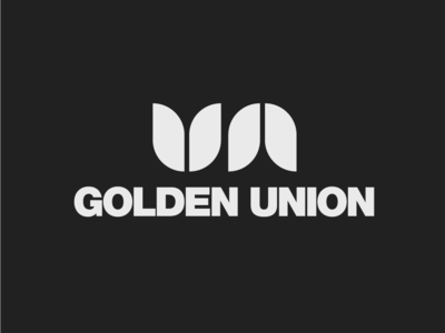 Logo a day 004 - Golden Union