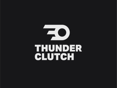 Logo a day 005 - Thunder Clutch