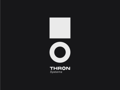 Logo a day 007 - Thron Systems