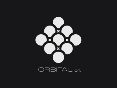 Logo a day 008 - Orbital O.T.