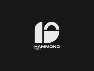 Logo a day 011 - Hammond Tech.