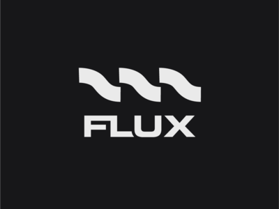 Logo a day 013 - Flux