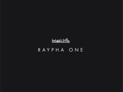 Logo a day 016 - Raypha One