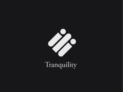 Logo a day 020 - Tranquility