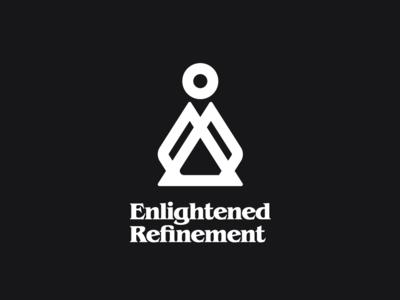 Logo a day 049 - Enlightened Refinement