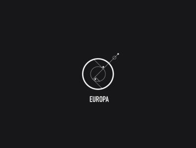 Logo a day 076 - Europa