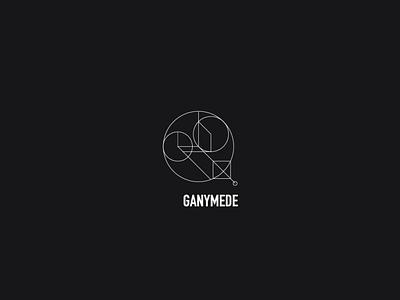 Logo a day 077 - Ganymede moons icon icon design space logo design everyday logo a day
