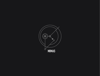 Logo a day 079 - Mimas