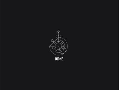 Logo a day 082 - Dione