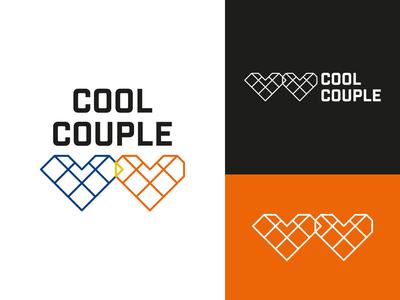 Cool Couple branding