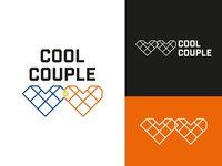 Cool Couple branding