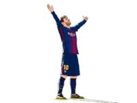 Messi Illustration