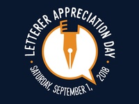 Letterer Appreciation Day 2018 logo