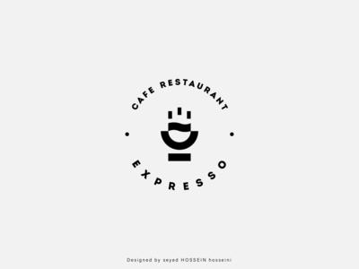 Logo 'Expresso' - Cafe Restaurant