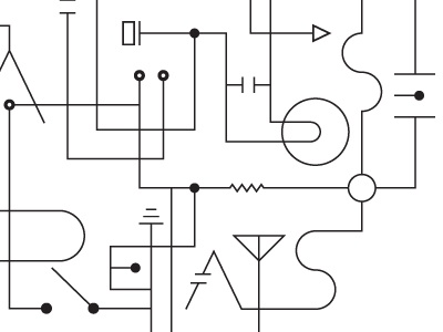 All Those Relays album music cover relay schematic diagram