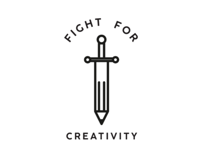 Fight for creativity