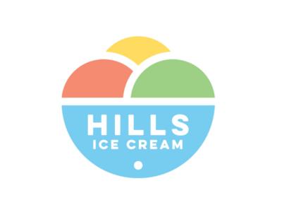 Hills ice-cream