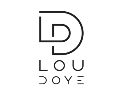 LD, 2 cooperbility brand logo simple lines shapes typography type lettering monogram d l ld