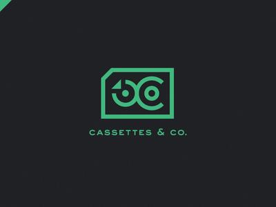 Cassettes Logo