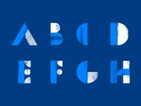Shapes Font