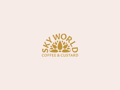 Coffee oneida tribe identity logo