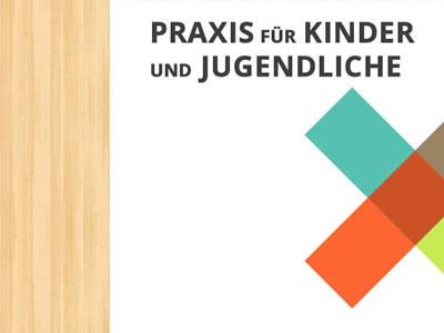 Medical Office Header responsive webdesign redesign texture wood logo