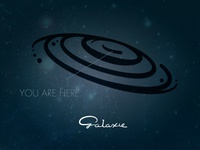 Galaxie Business Card Reverse