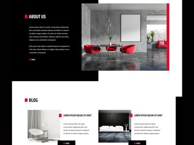 Home Impressive Website