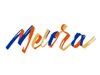 Melora Wordmark