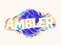 Ambler beer label