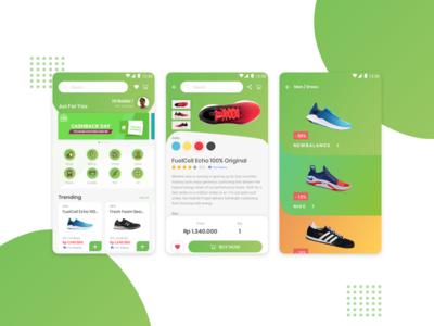 UI KIT E-Commerce