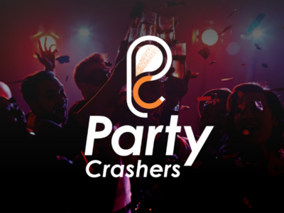 Logo Design for PARTY CRASHER