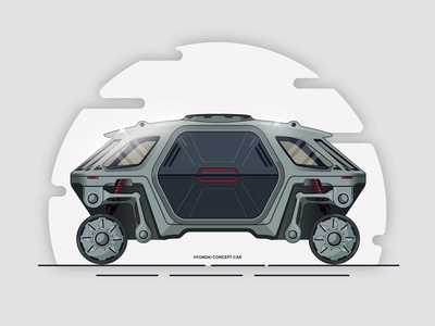 Concept Car - The Future of Transport