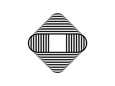 Geometric Logo Animation logomotion geometric logotype lettermark monogram symbol logoinspiration mark design miladrezaee logodesign animation logo