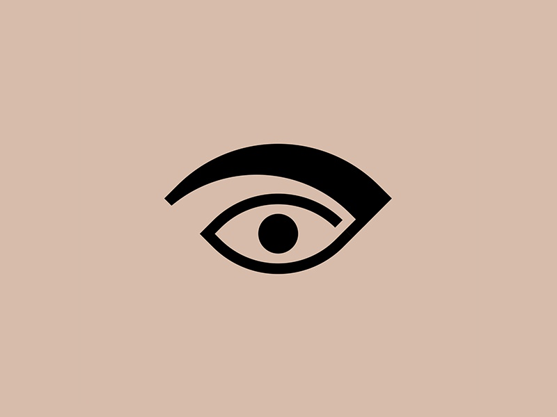 EYE illustration logoinspiration logodesign design logo eye
