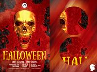 Halloween 2018 2 Flyer Template
