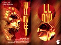 Halloween 2019 2 Flyer Template