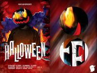 Halloween 2019 Flyer Template