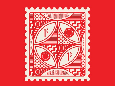 Penny For Your Thoughts (Stamp #6)