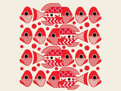 Fish Heads Heads Heads