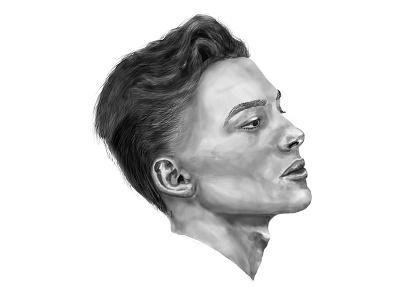 Guy illustration illustration handsome guy