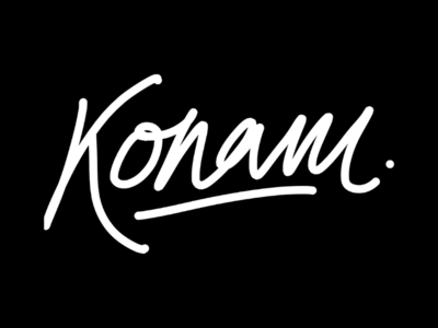 Konam Name Tag Design