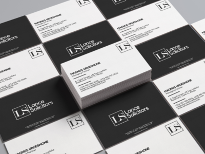 Lance Solicitors branding