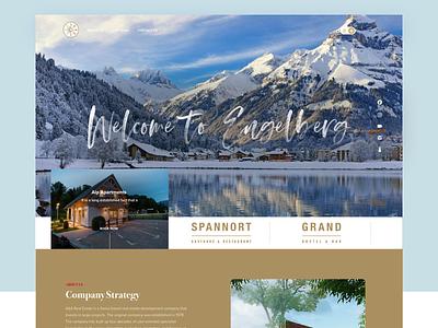 https://alpapartments.ch/ – Live! 🎉 sketch branding logo illustration design uxdesign minimalisam modern design clean design header ux ui switzerland