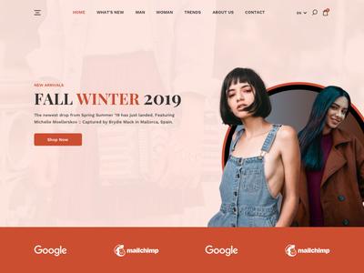 Clothing Shop Design 2019