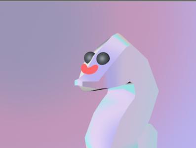 weird face 01