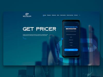 Get Pricer - estimate in one click job slixel webdesigner freelance figma photoshop